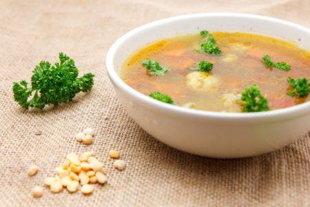 Суп «Джаганнатх дал»