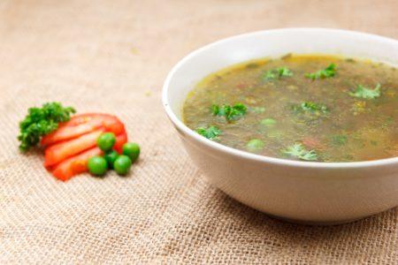 Суп «Летний»