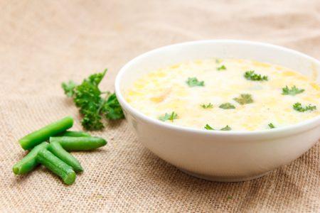 Суп «Мили-Джули» (овощной суп-пюре)