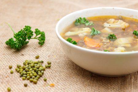 Суп «Мунг дал»