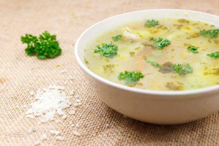 Суп «Рисовый»
