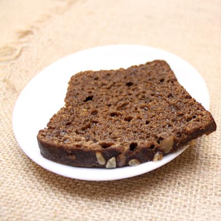 Хлеб кусочек черный