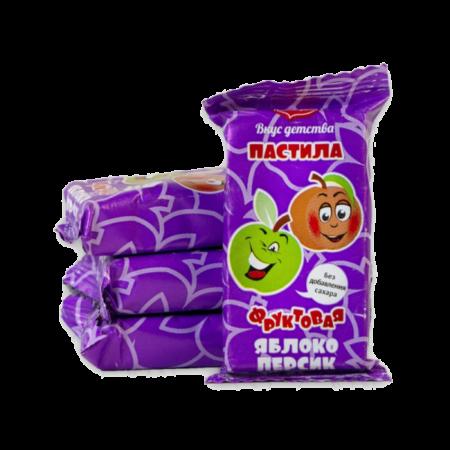 Пастилушка Яблоко Персик