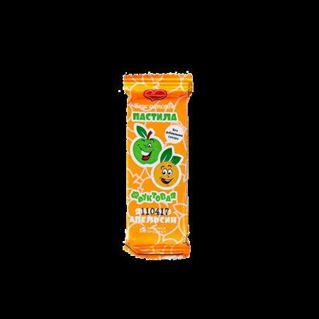 Пастилушка Яблоко апельсин