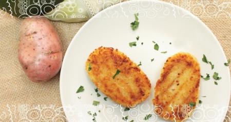 Зразы картофель