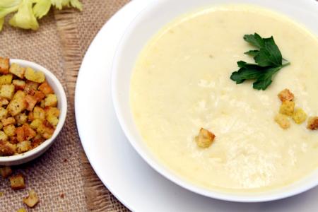 Суп Селери