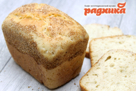 Хлеб Белый Беленький