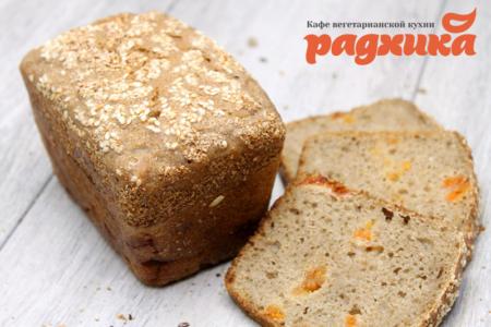 Хлеб Серый Курага
