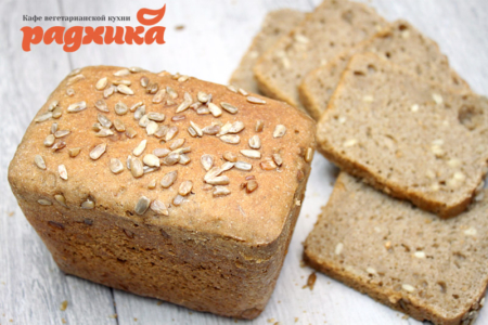 Хлеб Серый Семечка