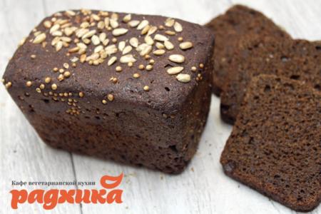 Хлеб Черный Бородинка с кор